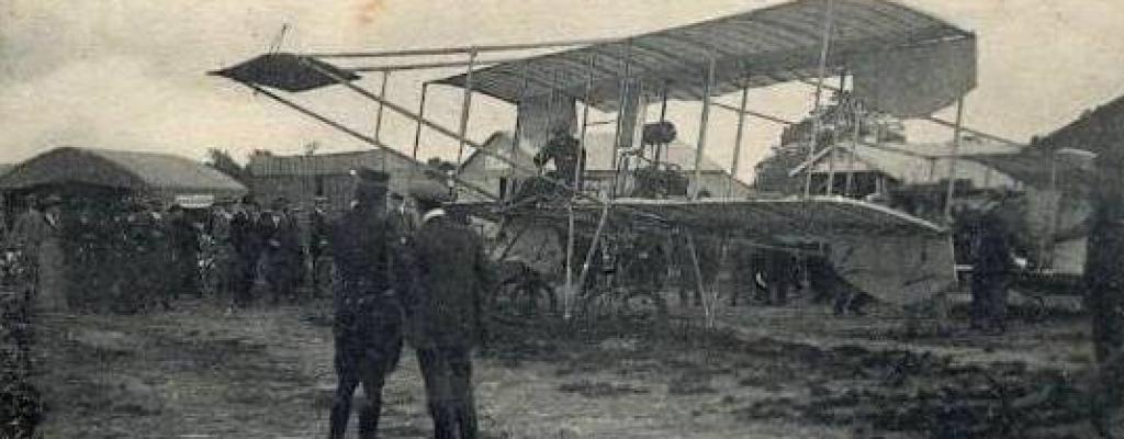 vliegveld de Caters